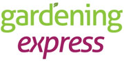 Gardening Express, garden plants, bulbs and flowers, fruit trees, grow your own and more.
