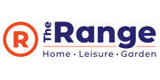 The Range department store, DIY, Homeware, Furniture and furnishings, Lighting and Garden.